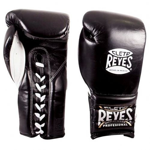 Cleto Reyes Lace Sparring Gloves - Black